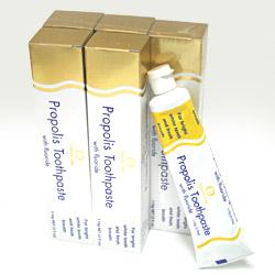 プロポリスの歯磨き粉